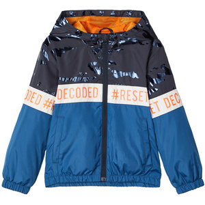 NAME IT jongens jas dark blue