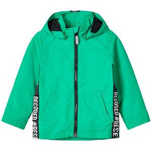 NAME IT jongens jas bright green
