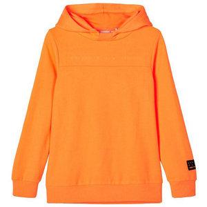 NAME IT jongens trui orange pop