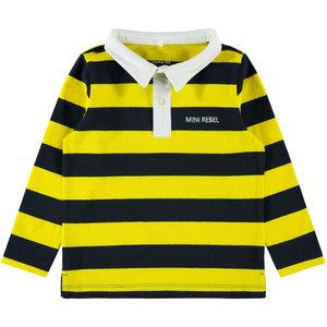 NAME IT jongens longsleeve empire yellow
