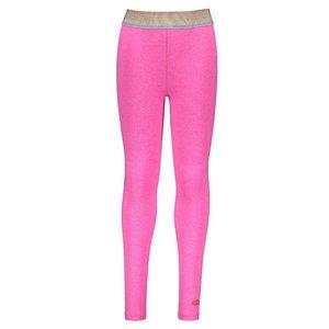 Kidz Art meisjes legging neon pink