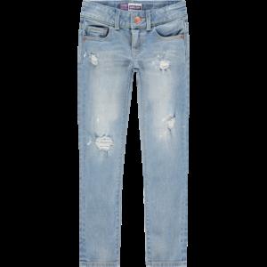 RAIZZED meisjes broek skinny fit vintage blue georgia