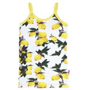 CLAESEN'S CLAESEN'S meisjes hemd lemon