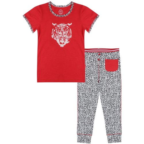 CLAESEN'S CLAESEN'S meisjes pyjama panther