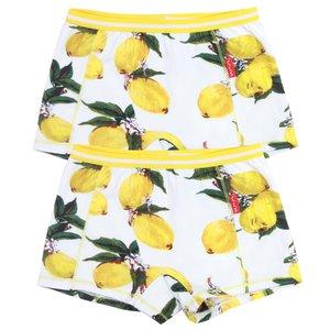 CLAESEN'S meisjes ondergoed set lemon
