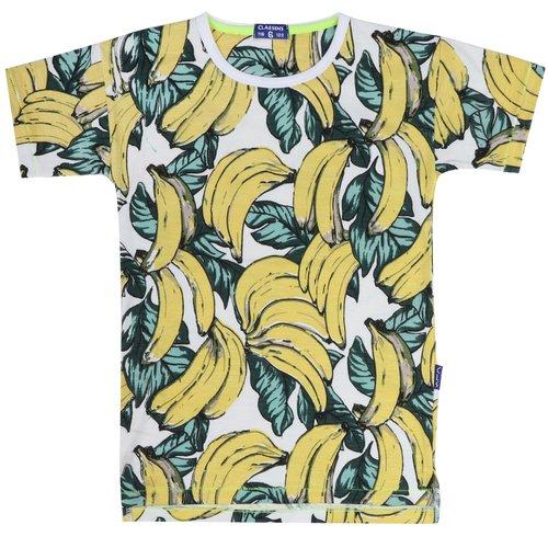 CLAESEN'S CLAESEN'S jongens t-shirt banana