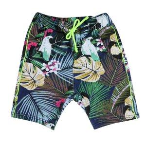 CLAESEN'S CLAESEN'S jongens korte broek parrot