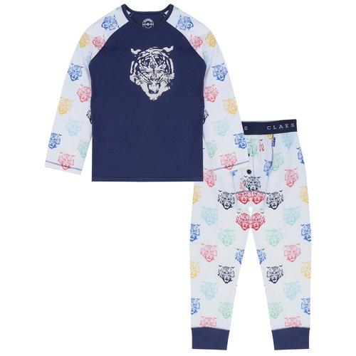 CLAESEN'S CLAESEN'S jongens pyjama set tiger