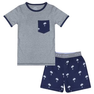 CLAESEN'S jongens pyjama set palmtree