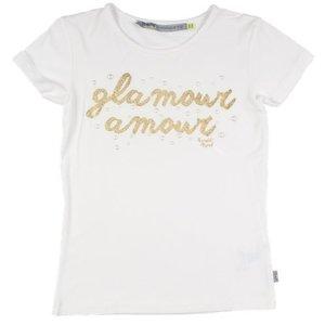 RUMBL meisjes t-shirt snow white