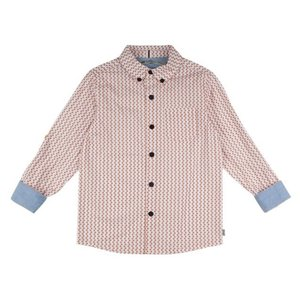 RUMBL RUMBL ROYAL jongens overhemd block allure