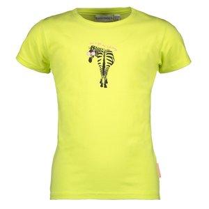 BAMPIDANO meisjes t-shirt yellow