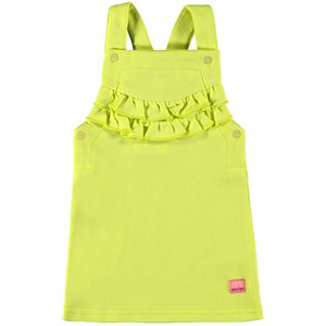 BAMPIDANO meisjes jurk yellow