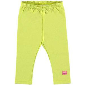 BAMPIDANO meisjes legging yellow
