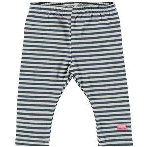 BAMPIDANO meisjes legging blue stripe