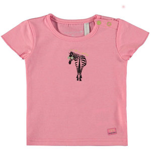 BAMPIDANO meisjes t-shirt pink