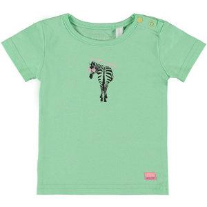 BAMPIDANO meisjes t-shirt mint