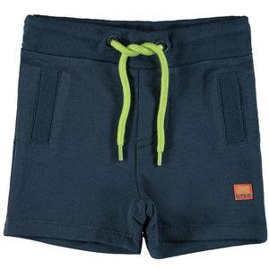 BAMPIDANO jongens korte broek blue