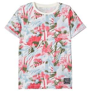 NAME IT jongens t-shirt bright white