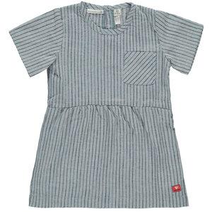 BAMPIDANO meisjes jurk stripe