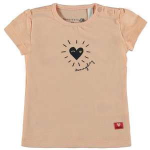 BAMPIDANO meisjes t-shirt light pink
