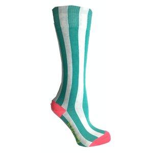 B.NOSY meisjes sokken ceramic stripe