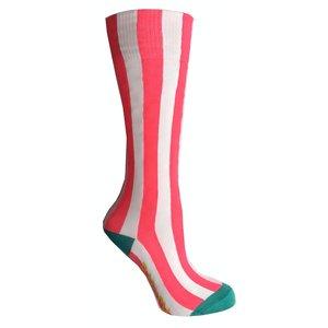 B.NOSY meisjes sokken festival stripe