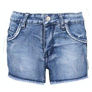 B.NOSY meisjes korte broek middle denim
