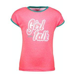 B.NOSY meisjes t-shirt festival pink