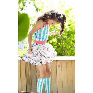 B.NOSY B.NOSY meisjes top ceramic stripe