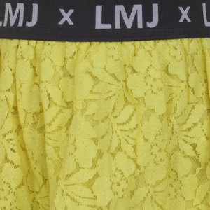 LITTLE MISS JULIETTE meisjes rok yellow paint