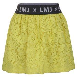 LITTLE MISS JULIETTE meisjes rok yellow paint