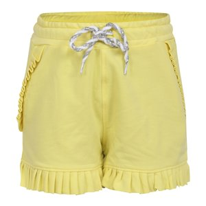 LITTLE MISS JULIETTE meisjes korte broek  yellow