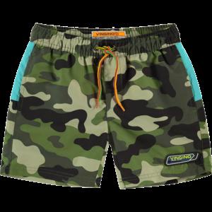 VINGINO jongens zwembroek camouflage green xaviano