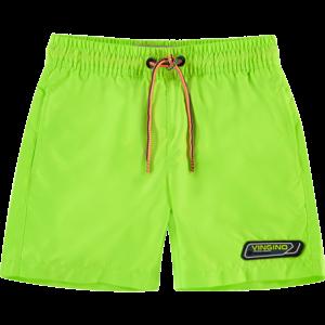 VINGINO jongens zwembroek neon green xivo