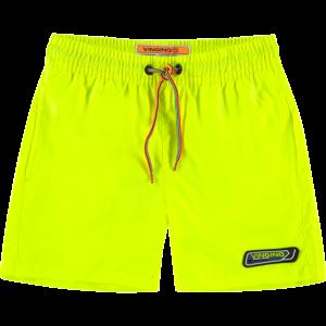 VINGINO jongens zwembroek neon yellow xivo