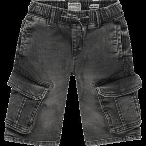 VINGINO jongens korte broek dark grey vintage celdo