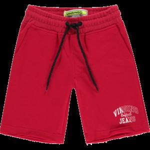 VINGINO jongens korte broek blast red rexx
