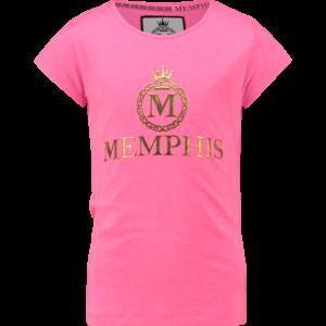 VINGINO meisjes t-shirt fresh pink hila memphis