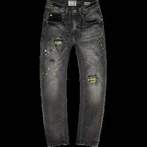 VINGINO jongens broek dark grey vintage cornelis