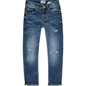 VINGINO jongens broek blue vintage cergio