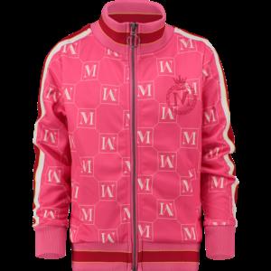 VINGINO meisjes vest fresh pink olize memphis