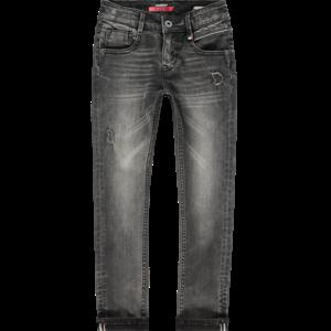VINGINO jongens broek dark grey vintage acardo