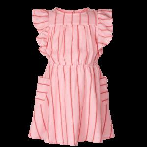 LE BIG meisjes jurk candy pink sue