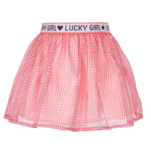 LE BIG meisjes rok candy pink sally