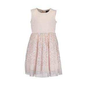 BLUE SEVEN meisjes jurk rose  dresses