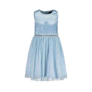 BLUE SEVEN meisjes jurk light blue dresses