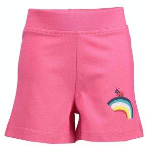 BLUE SEVEN meisjes korte broek pink  miss dots
