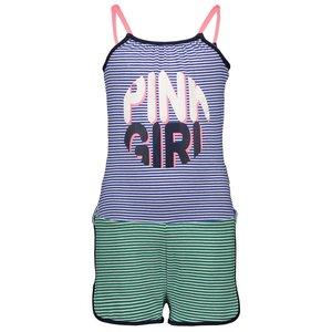 B.NOSY meisjes jumpsuit small stripe princess