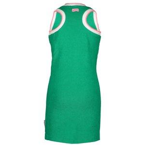 B.NOSY B.NOSY meisjes jurk jade green